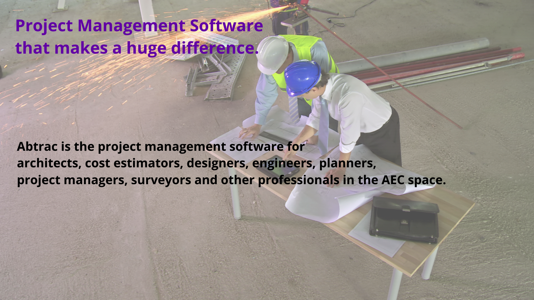 Abtrac Project Management Software
