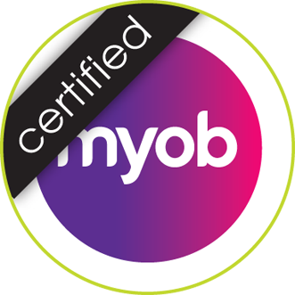 Certified MYOB Add Ons Partner