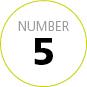 Blog - number 1 2 3 4 55