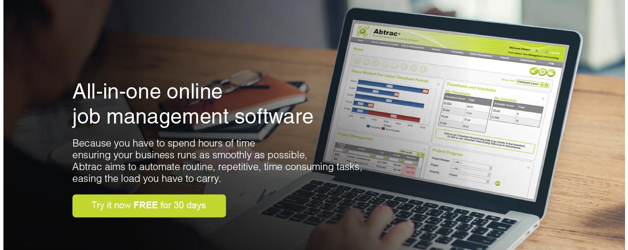 Job-management-software-hearder