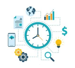 Time Management-rekeying data
