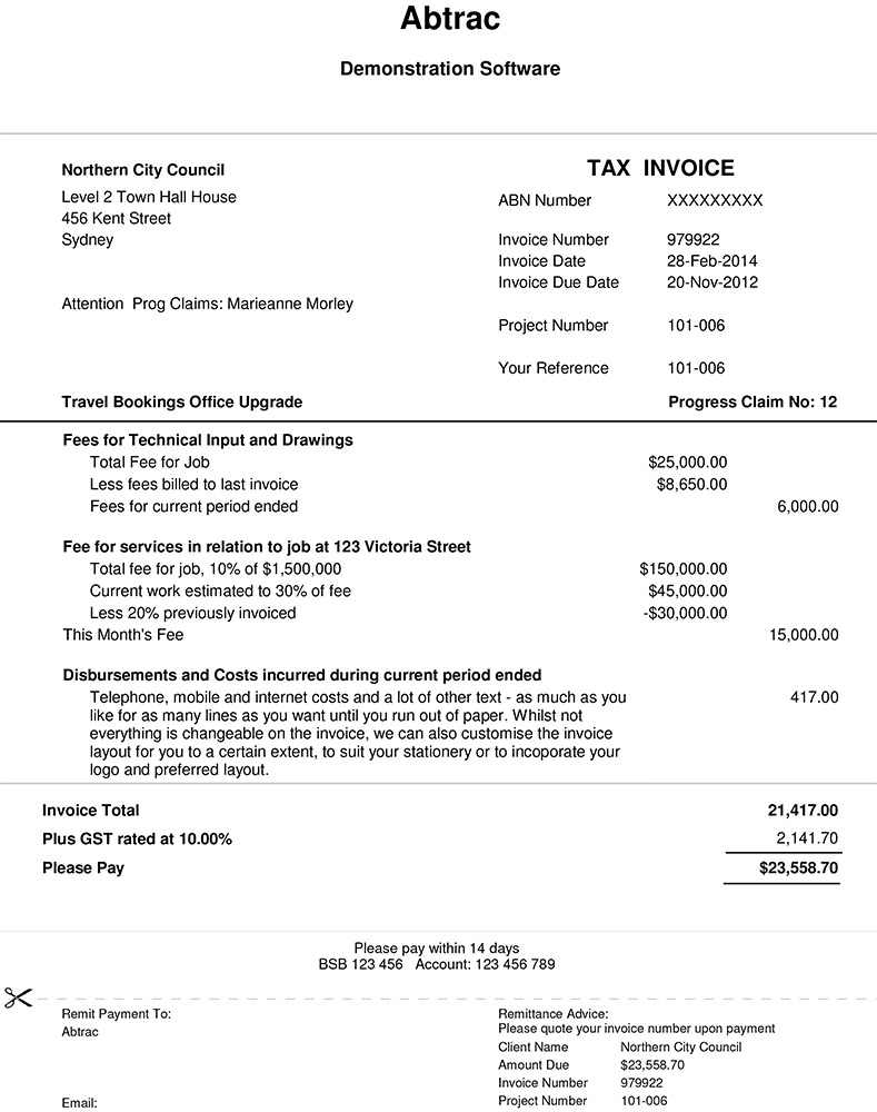 Ultrablogus  Winning Invoicing Software  Abtrac  Project Management Software With Entrancing Invoicing Software Example With Beautiful Sample Invoice Receipt Also Template For Tax Invoice In Addition Honda Accord Invoice Price  And Lloyds Invoice Discounting As Well As What Is Tax Invoice Additionally Invoice Sample Word Document From Abtraccom With Ultrablogus  Entrancing Invoicing Software  Abtrac  Project Management Software With Beautiful Invoicing Software Example And Winning Sample Invoice Receipt Also Template For Tax Invoice In Addition Honda Accord Invoice Price  From Abtraccom